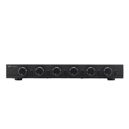 Vanguard 6 Pair Speaker selector with Volume Control - SSVC6